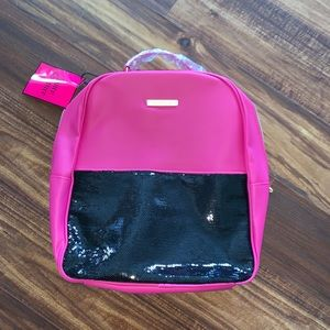 Black/Pink Juicy Couture Backpack